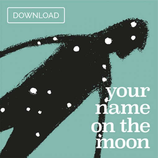 Your Name On The Moon